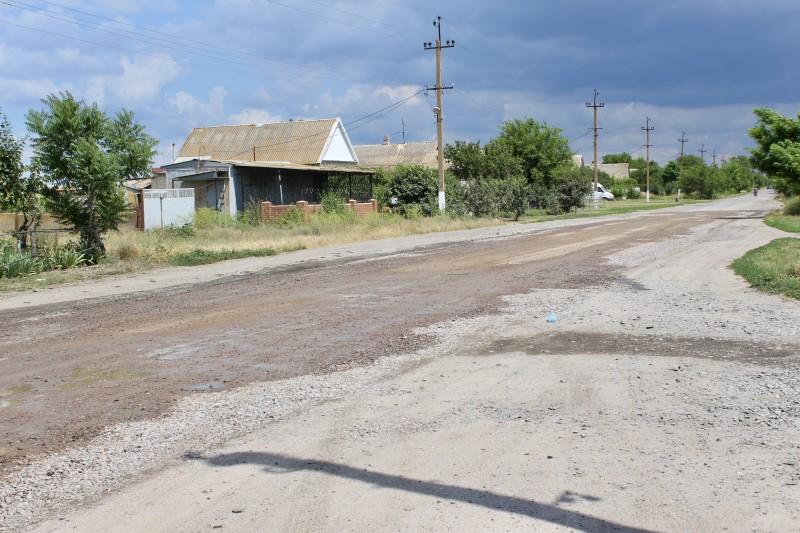 По суті питання відновлення автошляху О081030 позиція ДП «Місцеві дороги Запорізької області» лишається незмінною