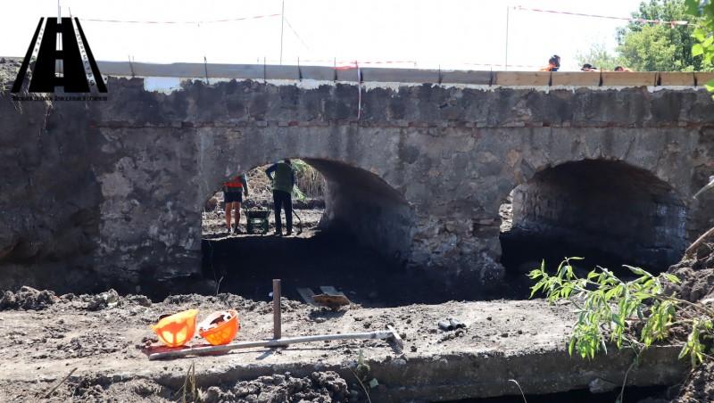 У Бердянському районі триває аварійне відновлення штучних споруд